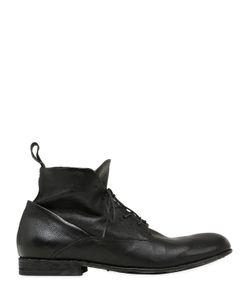 A.S.98 | Ботинки Из Мягкой Кожи