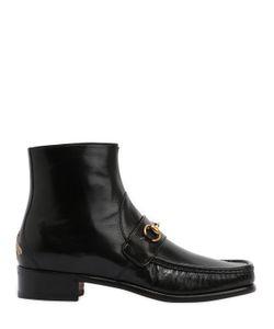 Gucci | Кожаные Ботинки Vegas