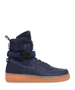 Nike | Высокие Кроссовки Sf Air Force 1