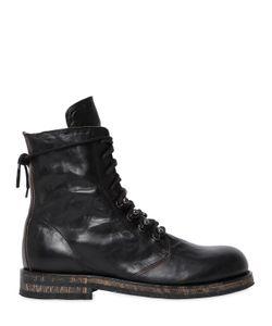 Ann Demeulemeester | Кожаные Ботинки 20Мм