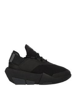 Y-3 | Mira Neoprene Platform Sneakers