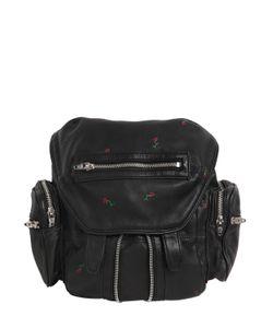 Alexander Wang | Кожаный Рюкзак С Принтом Marti