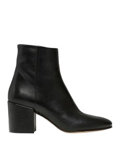 Strategia | 50mm Leather Ankle Boots