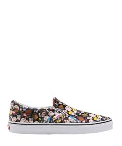 Vans | Слипоны Peanuts The Gang