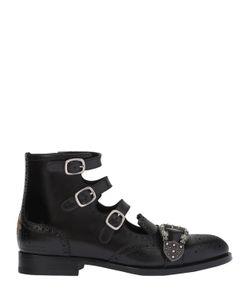 Gucci | Кожаные Ботинки Queercore