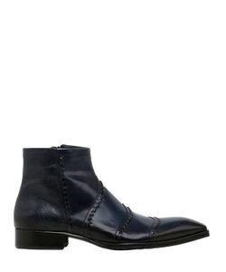 JO GHOST | Ботинки Из Гладкой Кожи
