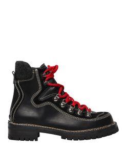 Dsquared2 | Кожаные Ботинки Для Пешего Туризма Canada 40Мм