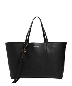Alexander McQueen | Medium Leather Tote Bag