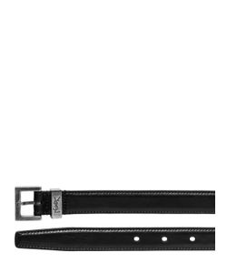 Saint Laurent | 20mm Leather Belt