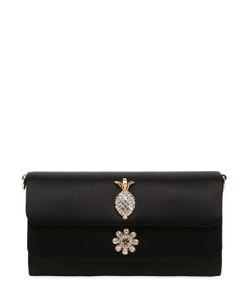Dolce & Gabbana | Клатч Dorina Из Шёлкового Атласа