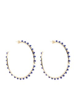 ROSANTICA BY MICHELA PANERO | Angola Bead-Embellished Earrings