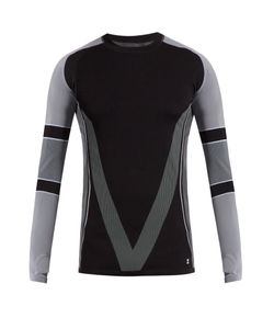 EVERY SECOND COUNTS | Race Day Tech Seamless Long-Sleeved T-Shirt