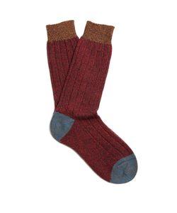 PANTHERELLA | Scott Nichol Burghley Socks