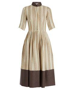 Sophie Theallet | Sierra Linen And Cotton-Blend Dress