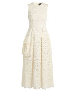 Simone Rocha | Sleeveless Lace Midi Dress