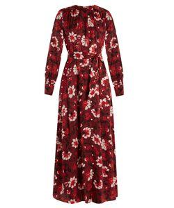 Altuzarra | Melia Print Silk-Jacquard Dress