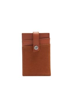 Want Les Essentiels | Kennedy Nubuck Money-Clip And Cardholder