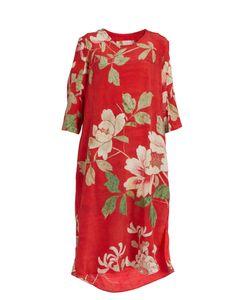 BY WALID | Yuni Silk Crepe De Chine Dress