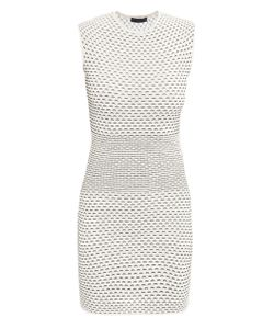 Alexander McQueen | 3d Stripe Knitted Dress