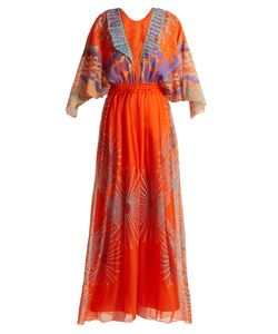 ZANDRA RHODES ARCHIVE | Archive Ii The 1978 Mexican Mountain Gown