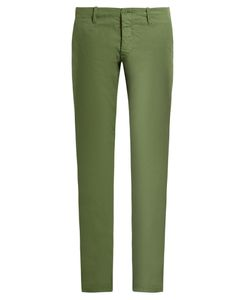 Tomas Maier | Slim-Fit Cotton Trousers