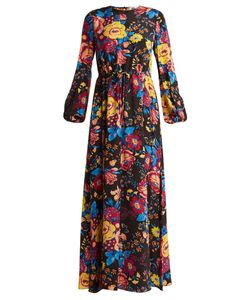 Diane Von Furstenberg | -Print Silk Maxi Dress