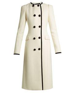 Altuzarra | Bellasio Collarless Double-Breasted Coat