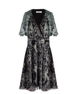 Lanvin | -Print Silk Dress