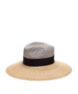 FEDERICA MORETTI | Wide-Brimmed Straw Hat