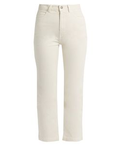 Rachel Comey | Bismark Denim Cropped Jeans