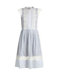 Sea | Striped Cotton Dress