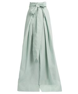 KALITA | Avedon Days Cotton-Poplin Maxi Skirt
