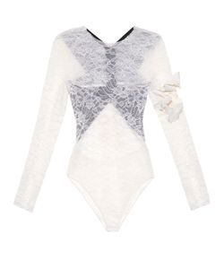 Preen By Thornton Bregazzi | Varlese Contrast-Back Lace Body