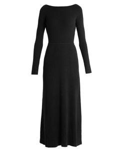 Elizabeth And James | Caden Tie-Back Long-Sleeved Dress