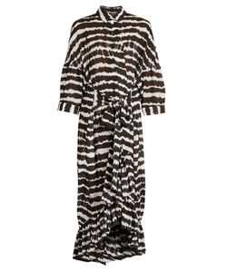 Preen By Thornton Bregazzi | Aspen Tie-Dye Print Dress