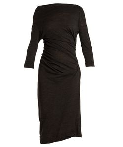 Vivienne Westwood Anglomania | Taxa Asymmetric Draped Jersey Dress