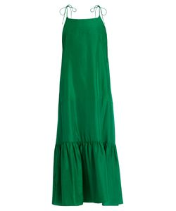 LOUP CHARMANT | Kalahari Silk Maxi Dress