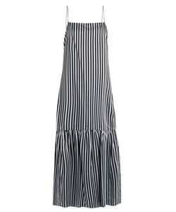Elizabeth And James | Jewel Striped Twill Cami Dress