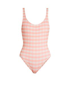Solid & Striped | The Anne-Marie Gingham Swimsuit