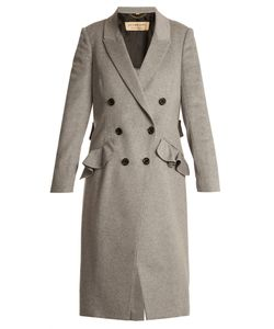 Burberry | Trentwood Wool And Cashmere-Blend Coat