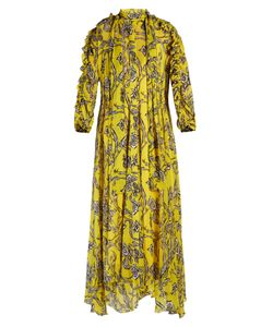 Ellery | Jacquelineprint Georgette Maxi Dress
