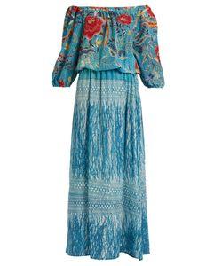 BY WALID | Nan Silk Crepe De Chine Dress