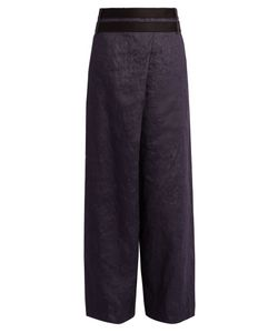 Amanda Wakeley | Echo Wide-Leg Trousers