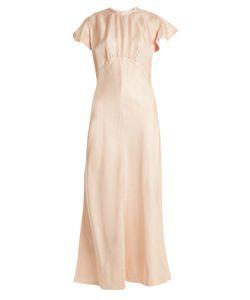 Zimmermann | Painted Heart High-Neck Dress