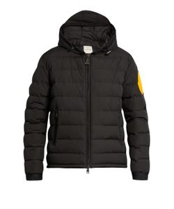 Moncler O | Dinard Quilted-Down Coat
