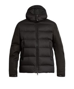 Moncler O | Enclos Quilted-Down Coat