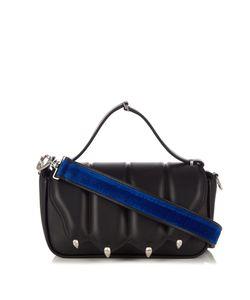 Marco De Vincenzo | Paw-Effect Medium Leather Shoulder Bag
