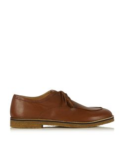 ARMANDO CABRAL | Lace-Up Leather Derby Shoes
