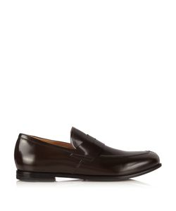 ARMANDO CABRAL | Polished-Leather Loafers