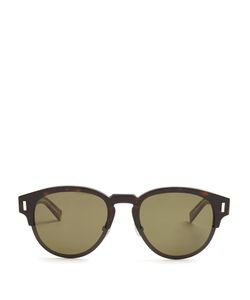 DIOR HOMME SUNGLASSES | Blacktie 2.0s D-Frame Sunglasses